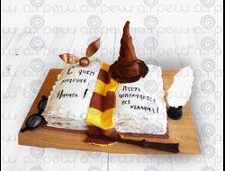 """Торт № 16 """"Гарри Поттер"""" (Детские торты)"""