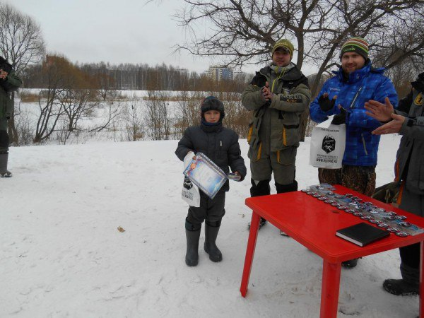 рыболовная застава ярославль