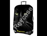 """Чехол для чемодана """"Кошка"""". Размер M"""