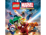 LEGO Marvel Super Heroes (цифр версия PS4 напрокат) 1-2 игрока