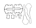 17030-17 JAMES GASKET GASKET KIT ROCKER ARM M8