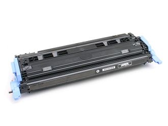 Bion Q6000A Картридж для HP Color LaserJet 1600/2600N/M1015/M1017, чёрный, 2500 Стр.