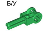 ! Б/У - Technic Pole Reverser Handle, Green (6553 / 4143147 / 4234661) - Б/У