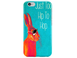 Чехол Just too hip to hop для iPhone 6 Plus/6S Plus