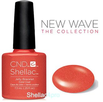 CND Jelly Bracelet - NEW WAVE Collection 2017