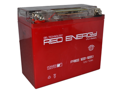 Аккумулятор Red Energy RE12-12.1 (YTX14-BS 12А/ч) зал.