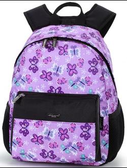 Школьный ранец для девочки 1 - 4 класс