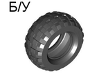 ! Б/У - Tire 81.6 x 38 R Balloon, Black (45982 / 4198613) - Б/У
