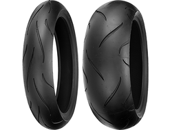 Шина Shinko 010 Apex Radial R17 120/70 58 W Передняя (Front) TL  для мотоциклов (41428)
