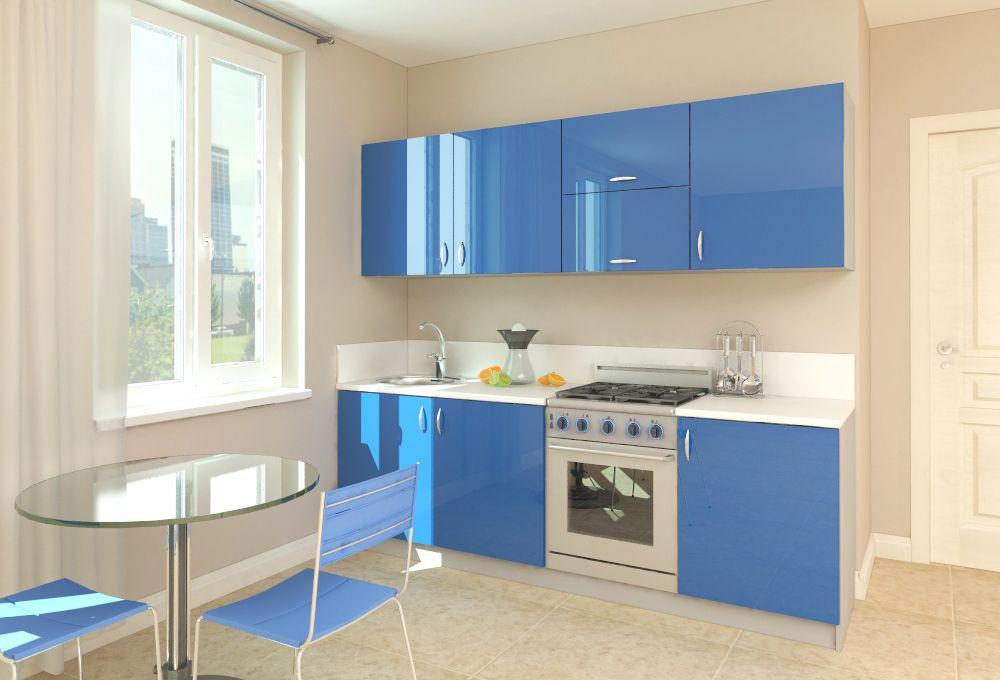 Кухня 2 метра дизайн
