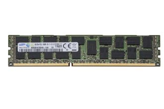 Модуль памяти DDR3L 8Gb Samsung Registered ECC Dimm M393B1K70DH0-YK0 PC3L-12800 1600 Mhz  1,35V