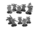 SHADOWSPEAR CHAOS SPACE MARINES