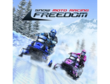 Snow Moto Racing Freedom (цифр версия PS4) RUS 1-4 игрока