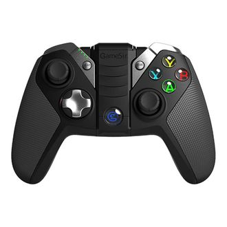 GameSir G4S. Беспроводной геймпад. 2.4 Ghz USB + Bluetooth 4.0. Поддержка Android/Android TV/Windows/PS3
