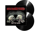 THE EXPLOITED Fuck the system 2LP