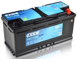 Exide Start Stop EK1050 AGM 105 (110) AH