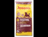 Корм для привередливых собак с вкуснейшим соусом Josera Festival, 15 кг, Протеин – 26%, Жир – 16%, производство Германия