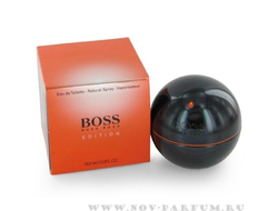 HUGO BOSS - BOSS IN MOTION BLACK 90ml