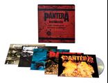 PANTERA - THE COMPLETE STUDIO COLLECTION CD BOX SET 5CD