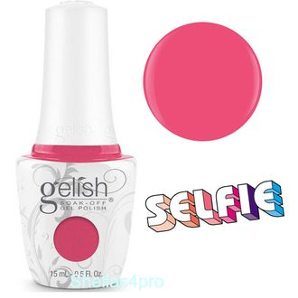 Gelish Harmony, цвет № 1110256 Pretty as a Pink-Ture - Selfie Collection 2017