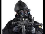 Британский спецназ САС - коллекционная фигурка 1/6 British SAS B Squadron - Black Ops Team - MA1005 - DID