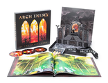 ARCH ENEMY As the stages burn! DELUXE BOX