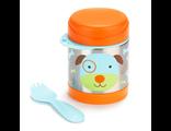 Детский термос Skip Hop Zoo insulated food Jar Dog собачка