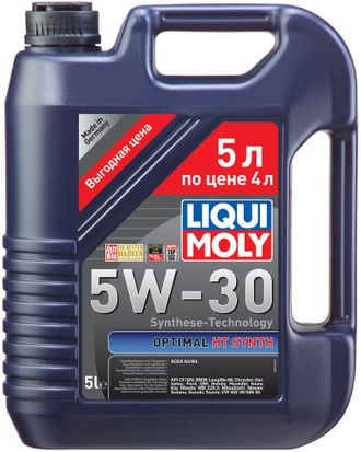 Liqui Moly Optimal HT Synth 5W-30 (5л)