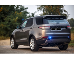 Police undercover discreetly armored Land Rover Discovery 5 L462 SE Sd6 AWD in CEN B6, 2020-2021YP