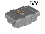 ! Б/У - Mindstorms NXT - Complete Brick with Dark Bluish Gray Base, Very Light Bluish Gray (53788 / 4520887 / 4558295 / 6034375) - Б/У