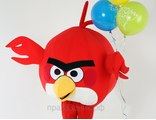 Аренда ростовой куклы костюма Angry Birds (Энгри Бердз)