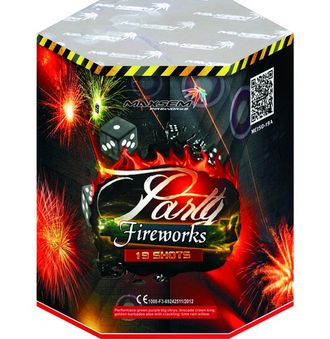 PARTY FIREWORKS  MC150-19A