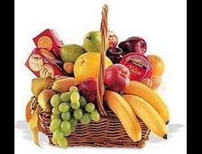 Корзина фруктов Милада