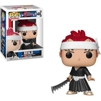 Фигурка Funko POP! Vinyl: Bleach: Renji witch Sword