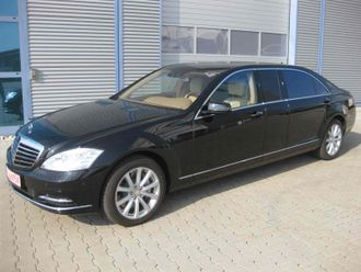 Used elongated Mercedes-Benz S500 V221 4Matic +500mm, 2013 YP SOLD OUT!!!
