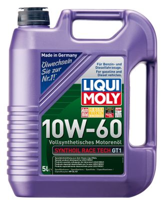 1944 Liqui Moly  Synthoil Race Tech GT1 10W-60 (5л.)