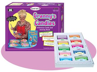 Granny's candies Set4