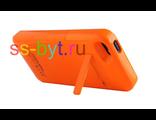 Чехол аккумулятор для iPhone 5S/5 оранжевый