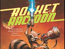 Купить Rocket Raccoon Volume 1: A Chasing Tale в Москве