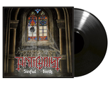 ANTICHRIST Sinful birth LP