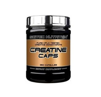 Creatine Caps (Scitec Nutrition) 250 капс