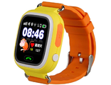Smart Baby Watch (G72) с wi fi желтые