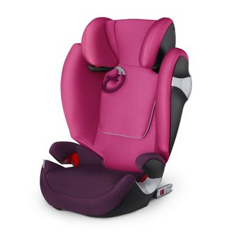 Cybex Solution M-Fix Mystic Pink