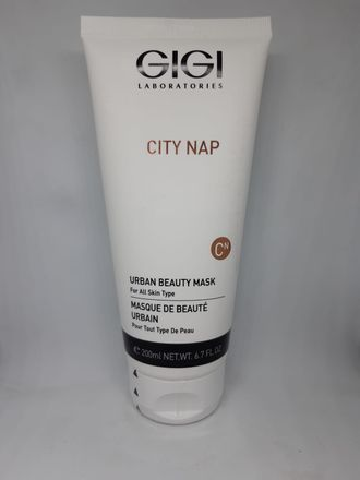City nap urban beauty mask 200ml