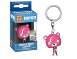 Брелок Funko Pocket POP! Keychain: Fortnite: Cuddle Team Leader