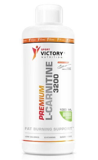 (Sport Victory Nutrition) Premium L-carnitine 3200 - (500 мл) - (киви)