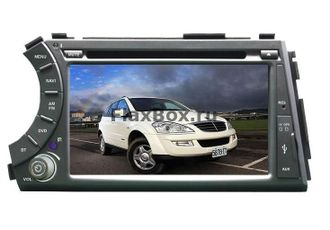 Штатная магнитола FlaxBox series ФВ-11559 SSANGYONG ACTYON  (2006-2010)  (Android 6.*)