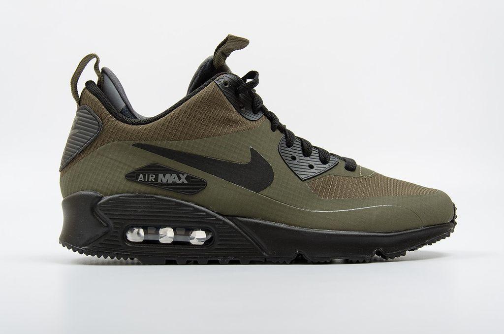 bf72a031 Nike Air Max 90 Sneakerboot Olive Мужские хаки (40-45). Поделиться. Каталог  товаров