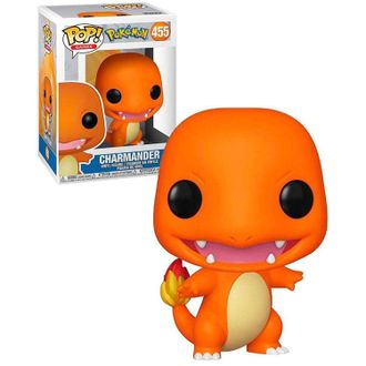 Фигурка Funko Pop! Games: Charmander Vinyl Figure (ONLY US ,Canada)