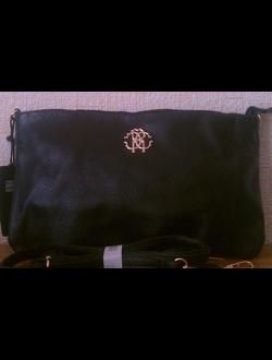 Кожаная сумочка Roberto Cavall